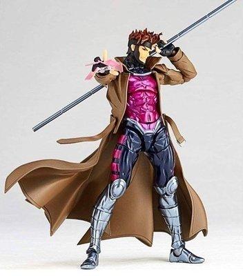 PRE-ORDER Marvel Revoltech Amazing Yamaguchi Gambit