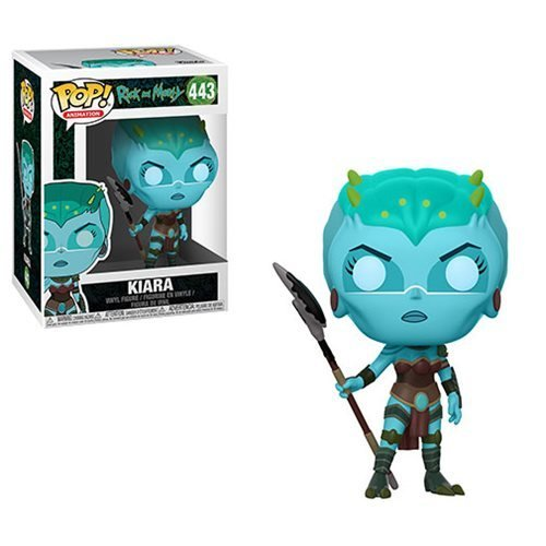 PRE-ORDER Rick and Morty Kiara Pop! Vinyl Figure