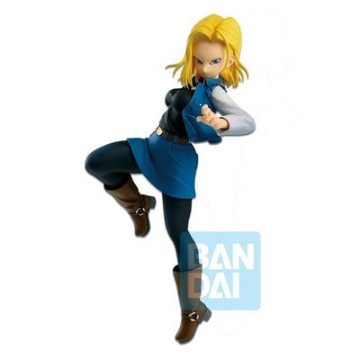 PRE-ORDER Dragonball Z Android Battle Android 18