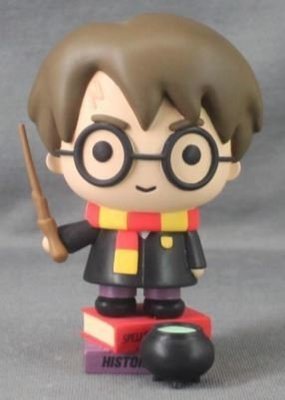 PRE-ORDER Harry Potter Charms Collection SERIES 1: Harry Potter (3.75 inches Polyresin Figures)