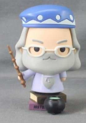 PRE-ORDER Harry Potter Charms Collection SERIES 1: Dumbledore (3.75 inches Polyresin Figures)