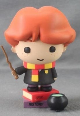 PRE-ORDER Harry Potter Charms Collection SERIES 2: Ron Weasley (3.75 inches Polyresin Figures)