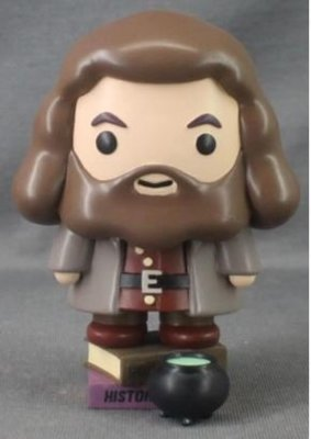 PRE-ORDER Harry Potter Charms Collection SERIES 2: Rubeus Hagrid (3.75 inches Polyresin Figures)