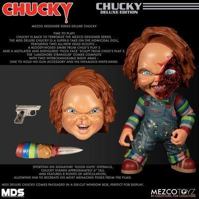 PRE-ORDER Designer Series Chucky