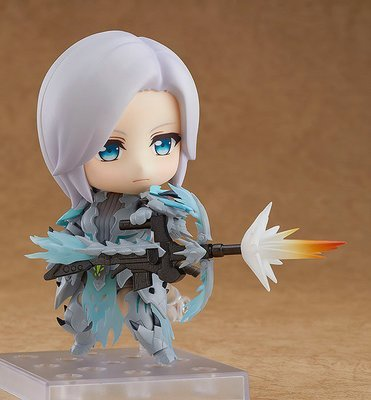PRE-ORDER Nendoroid Hunter Female Zenorajib Soubi Edition