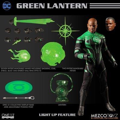 PRE-ORDER One : 12 Collective John Stewart Green Lantern