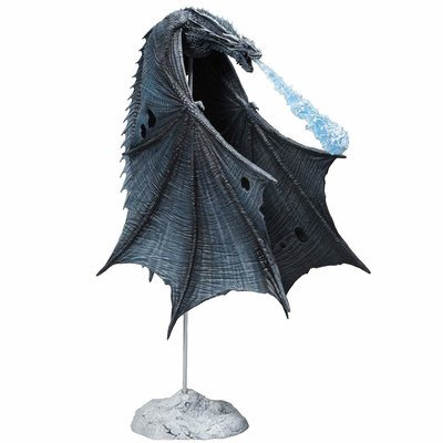 PRE-ORDER Game of thrones Viserion Ice Dragon Dx. Box
