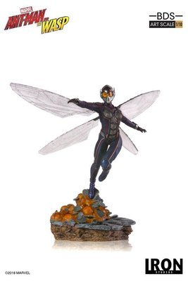 PRE-ORDER Wasp BDS Art Scale 1/10 - Ant Man & Wasp