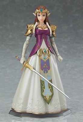PRE-ORDER Figma Zelda Twilight Princess ver. DX (Reoffer)