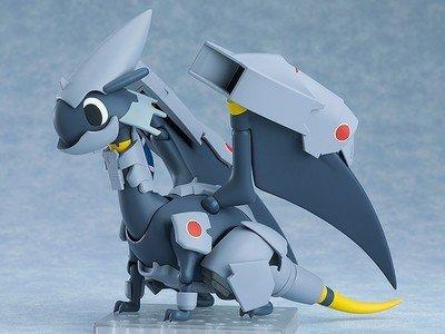 PRE-ORDER Nendoroid More Masotan DRAGON PILOT