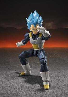 PRE-ORDER Dragon Ball Super S.H.Figuarts Super Saiyan God Super Saiyan Vegeta