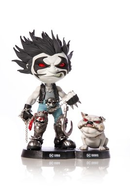 PRE-ORDER Mini Co. DC Comics -  Lobo and Dawg