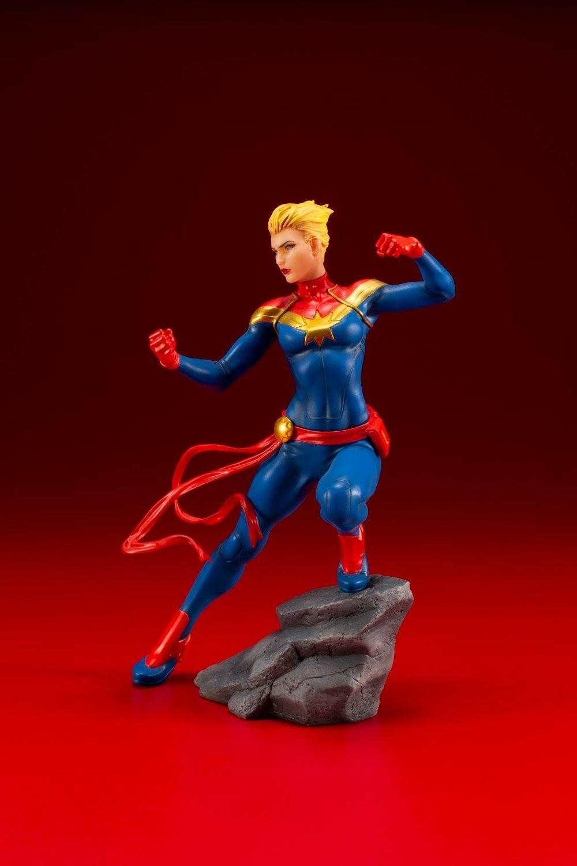 PRE-ORDER Marvel Comics Avengers Series Captain Marvel ArtFX+ Statue