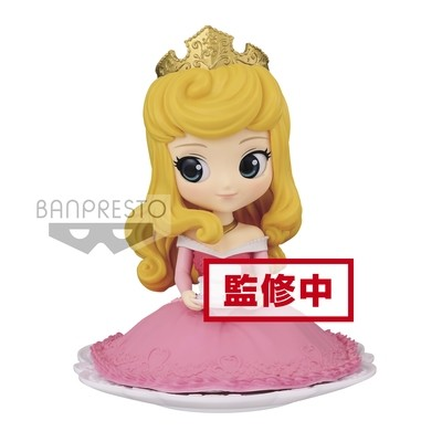 PRE-ORDER Q Posket Sugirly Disney Characters Princess Aurora Normal Ver.