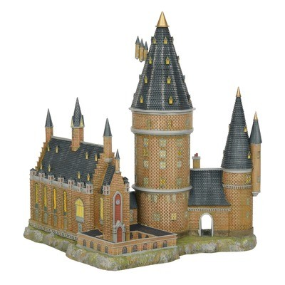 PRE-ORDER Hogwarts Great Hall & Tower