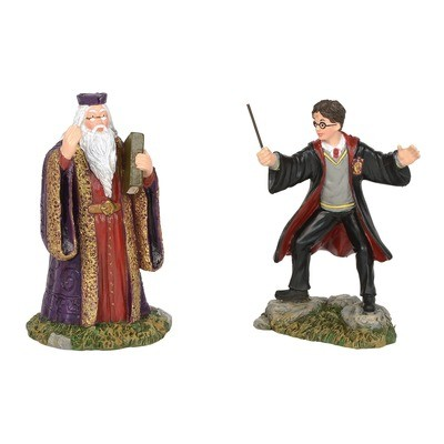PRE-ORDER Harry And The Headmaster