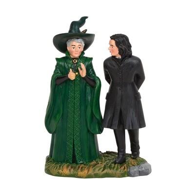 PRE-ORDER Snape & McGonagall