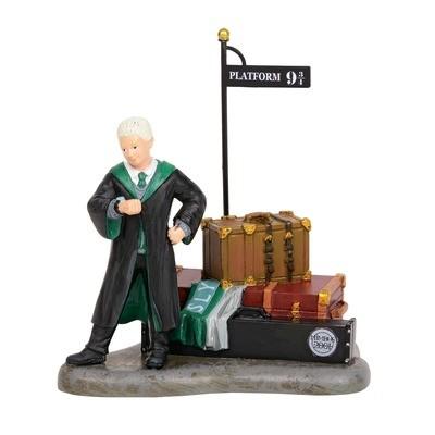 PRE-ORDER Draco Waits at Platform 9 3/4