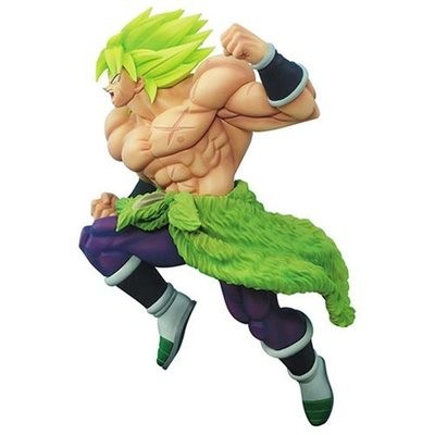 PRE-ORDER Dragon Ball Super Super Saiyan Broly Full Power Z-Battle Statue