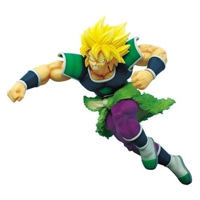 PRE-ORDER Dragon Ball Super Super Saiyan Broly Z-Battle Statue