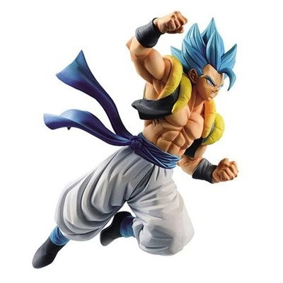 PRE-ORDER Dragon Ball Super Super Saiyan God Super Saiyan Gogeta Z- Battle Statue