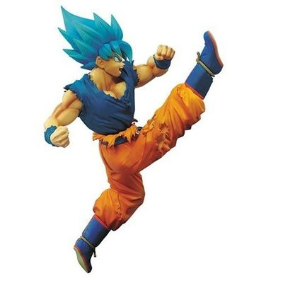 PRE-ORDER Dragon Ball Super Super Saiyan God Super Saiyan Goku Z-Battle Statue