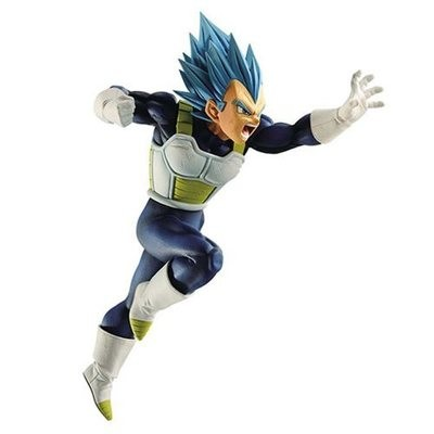 PRE-ORDER Dragon Ball Super SS God Super Saiyan Vegeta Z- Battle Statue