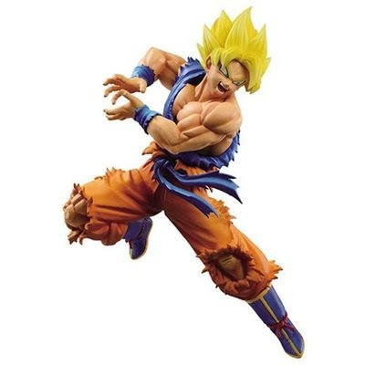 PRE-ORDER Dragon Ball Super Super Saiyan Son Goku Z-Battle Statue