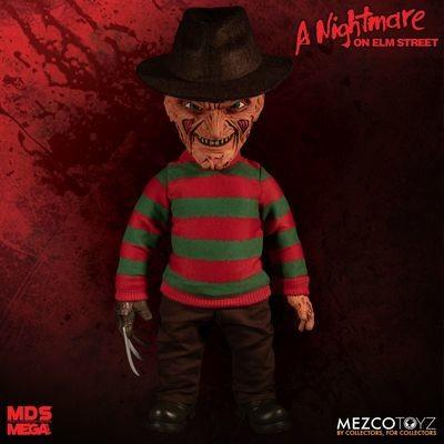 PRE-ORDER MEGA SCALE A Nightmare on Elm Street: Mega Scale Talking Freddy Kruege
