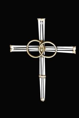 Love / Wedding Cross