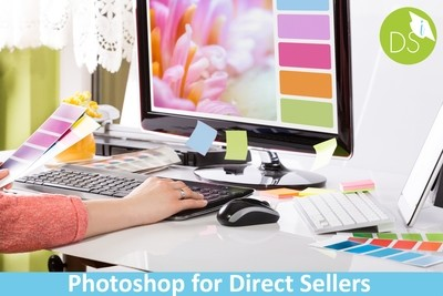 Photoshop for Direct Sellers