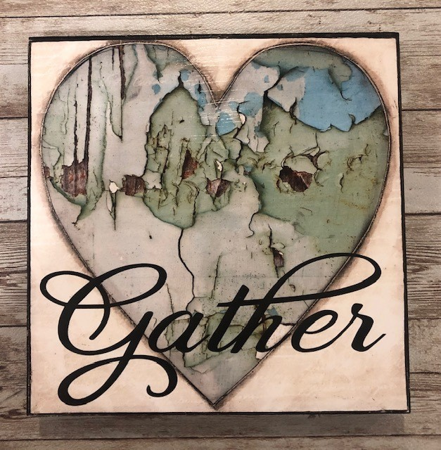 """Gather"" 8x8  Clearance"
