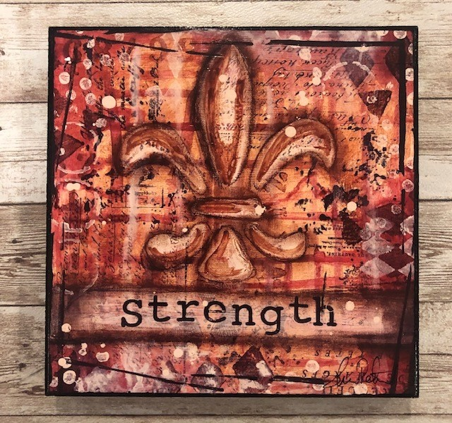 """Strength"" 8x8 Clearance"