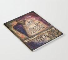 """Notebook """"Beautiful Sister"""""""