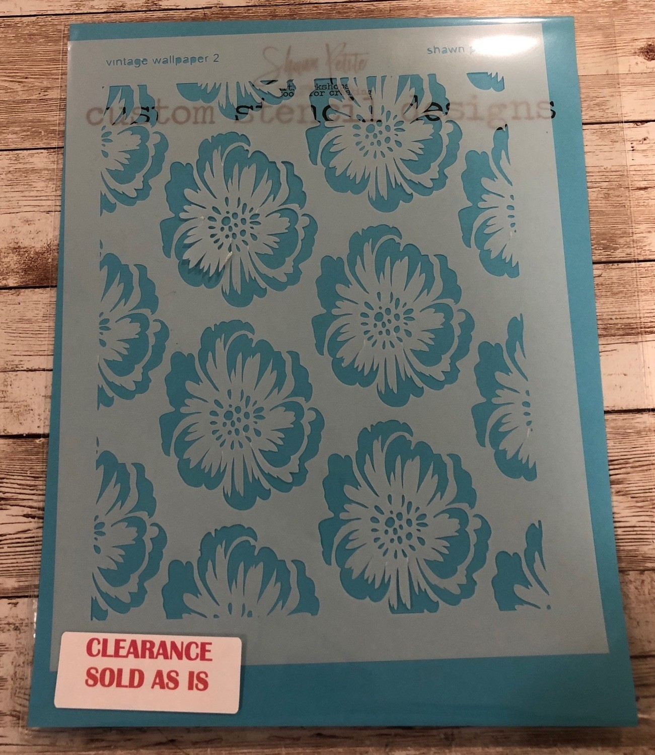 Vintage Wallpaper 2 Clearance