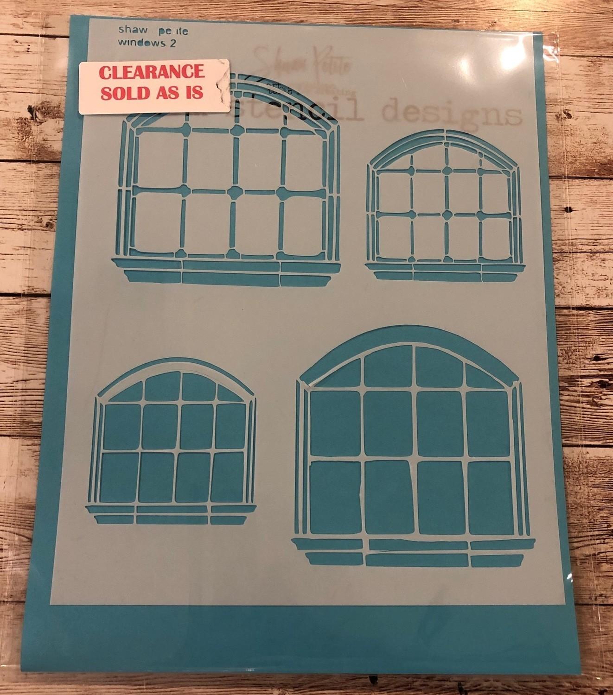 Windows 2 Clearance