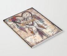 """Notebook """"Dream, Dream Catcher"""""""