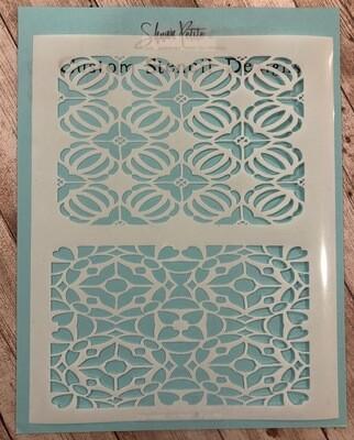Mosaic 2 stencil clearance