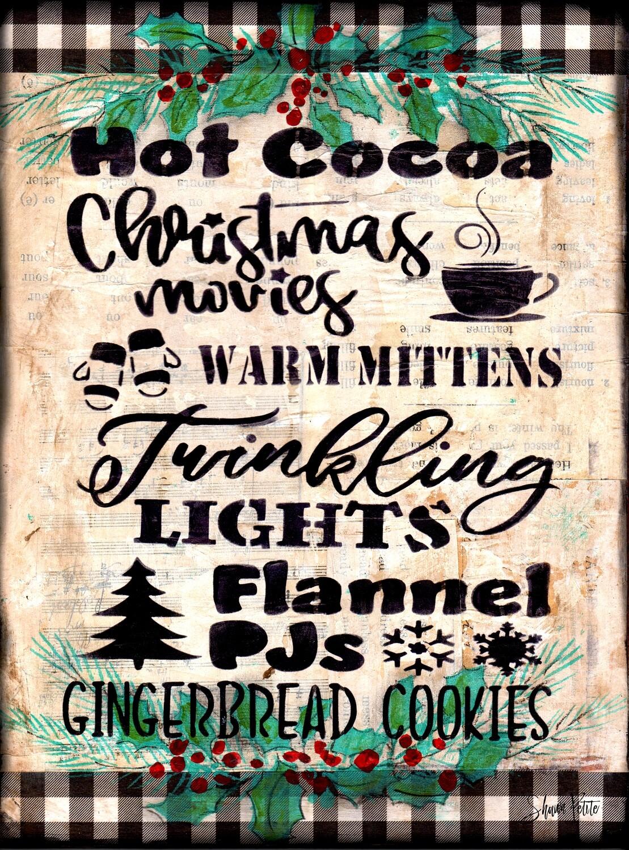 """""""Hot Cocoa"""""""