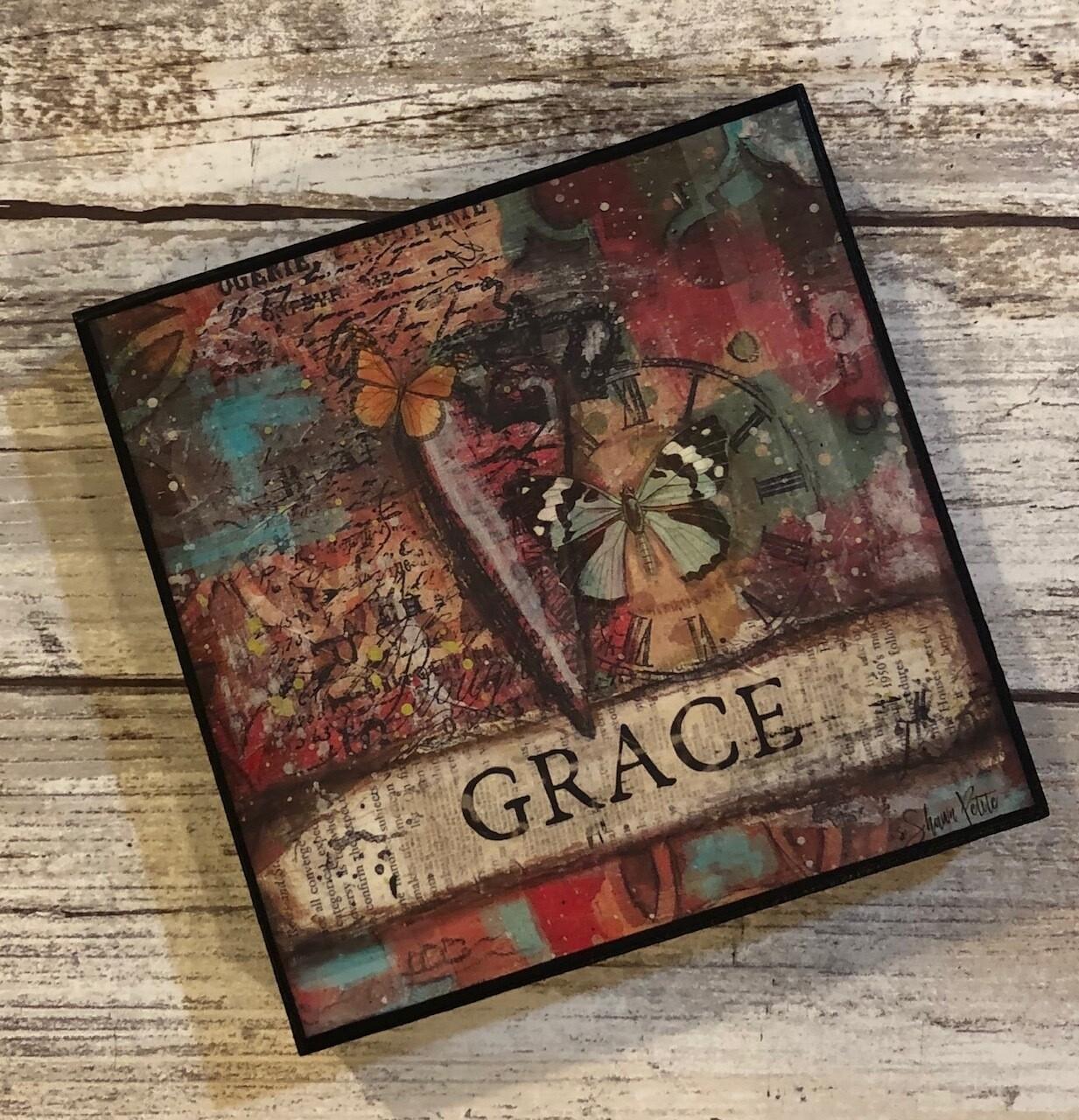 """Grace"" 4x4 Clearance"