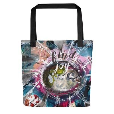 Find Joy Tote bag