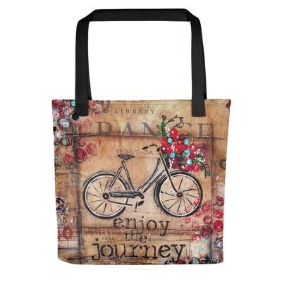 Enjoy the Journey Tote bag