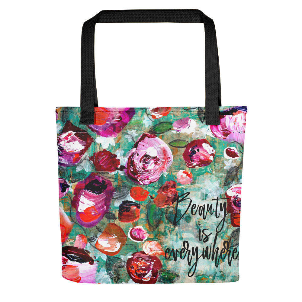 Beauty is Everywhere Tote bag