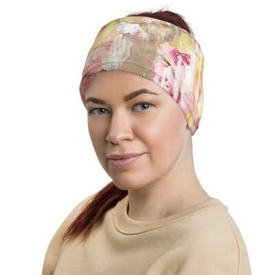 Flower Head Wrap/Neck Gaiter