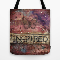 Inspired tote