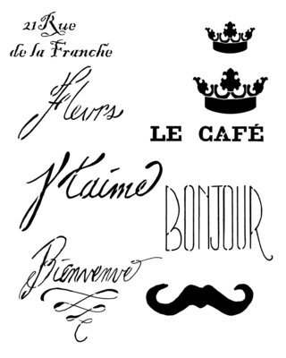 Paris 2 Stencil