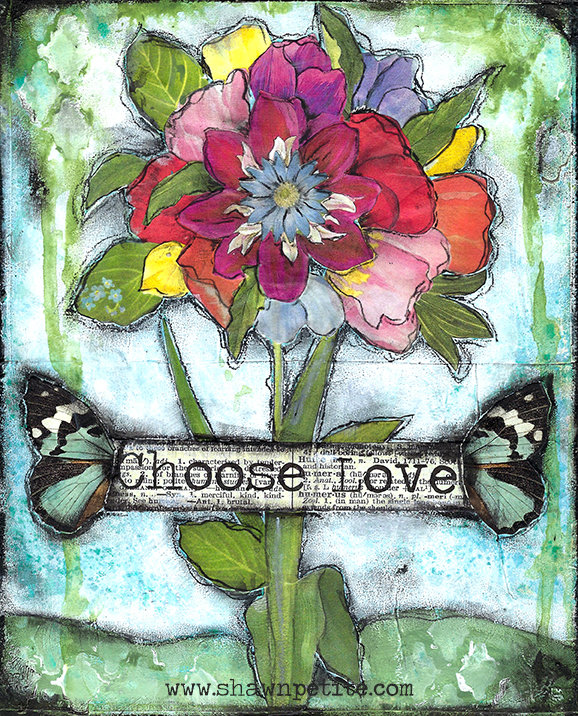 """Choose Love"""