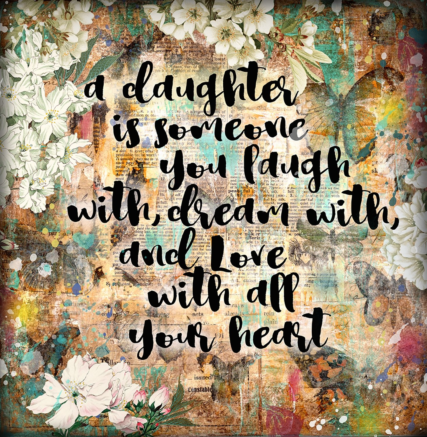 """A Daughter"""