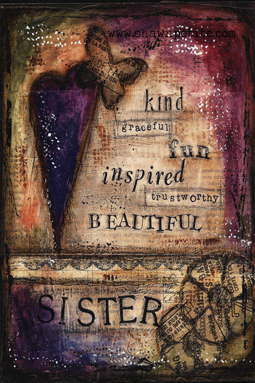 """Beautiful Sister"""