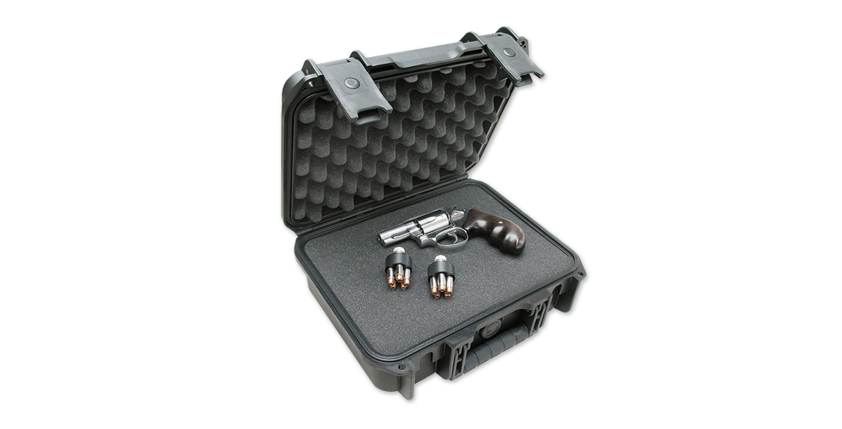 iSeries 1209 Mil-Spec Pistol Case